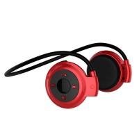 Bezdrátová stereo sluchátka s mikrofonem mini503