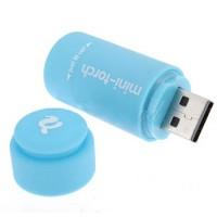 Mini led svítilna na klíče – USB