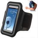 Pouzdro na mobilní telefon se suchým zipem, na ruku, sportovní