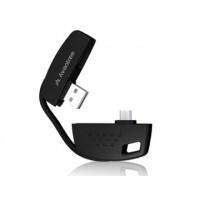 Klíčenka micro USB - synchronizační a nabíjecí