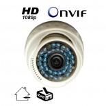 IP kamera full HD vnitřní plast chip SONY (PoE, Audio *)