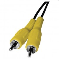 Kabel AV cinch 2 metry male - male